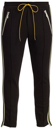 Rhude Slim-Fit Traxedo Pants