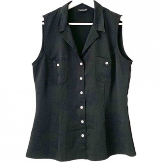 Cacharel Black Top for Women Vintage