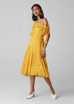 Aina Devore Dress