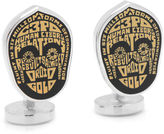 Star Wars STARWARS C3PO Typography Cuff Links