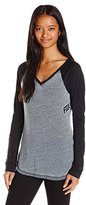 Fox Women's Whirlwind Burnout Raglan Top