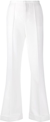 Philosophy di Lorenzo Serafini High Waist Straight Leg Trousers