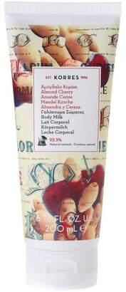 Korres Almond Cherry Body Milk 200Ml