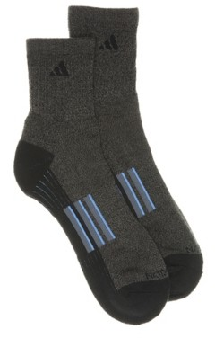 adidas Cushioned Mid Men's Crew Socks - 2 Pack