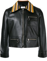 Wales Bonner Star biker jacket
