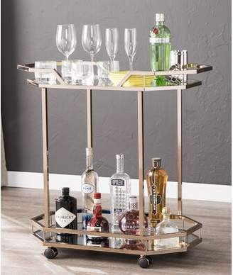Howe Mercer41 Bar Cart Mercer41