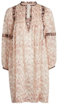 Etoile Isabel Marant Floral Virginie Dress