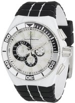 Technomarine Men's 112015 Cruise Locker Nylon Strap Watch