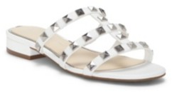 Jessica Simpson Caira Studded Flat Sandals Women's Shoes
