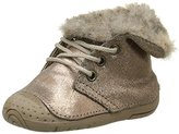 babybotte Baby Girls' Zouk Booties Beige Size: 3.5 Child UK