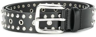 Isabel Marant Grommet-Embellished Belt