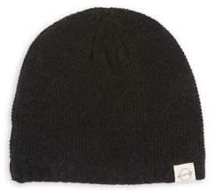 Weatherproof Wool-Blend Knit Beanie