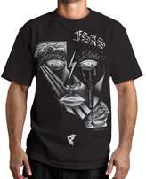 Famous Stars & Straps Men's Akia-fornia Graphic T-Shirt-arge