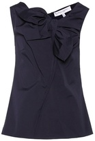 Carolina Herrera Sleeveless cotton blouse