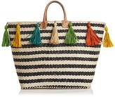 Mar y Sol Sahara Tassel Tote - 100% Exclusive