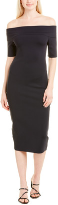 The Row Jayna Sheath Dress