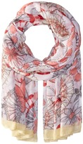 Bindya Medallion Print Scarf Scarves
