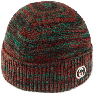 Gucci Wool hat with Interlocking G