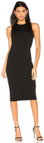 Finders Keepers Ainsley Dress in Black. - size L (also in S,XS,XXS)