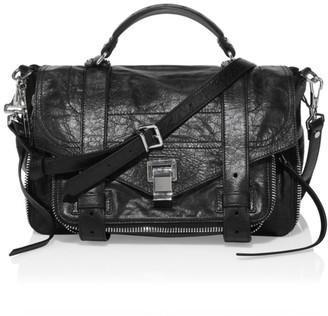 Proenza Schouler Medium PS1 Leather Satchel