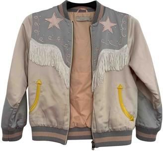 Stella McCartney Stella Mc Cartney Kids Multicolour Polyester Jackets & Coats