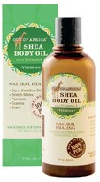Out of Africa Shea Body Oil Verbena - 9 oz