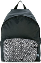 fe-fe star print backpack - unisex - Nylon - One Size