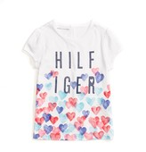 Tommy Hilfiger Signature Hearts Tee