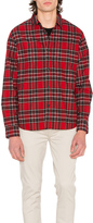 Stussy Double Brush Flannel Button Down