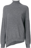 Vanessa Bruno asymmetric roll-neck jumper