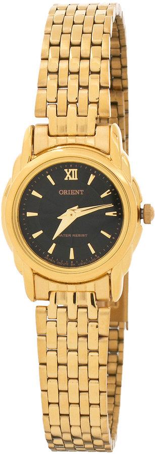 American Apparel FUB4L001B0 Orient Metal Ladies Wristwatch