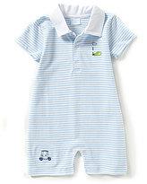 Edgehill Collection Baby Boys Newborn-6 Months Golf Shortall
