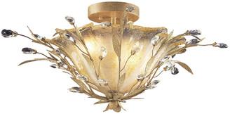 Artistic Home & Lightingtraditionalist Circeo 2-Light Flushmount