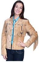 Scully Women's Boar Suede Jacket L152 Tall