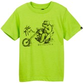 Quiksilver Bear Copper Tee (Little Boys)