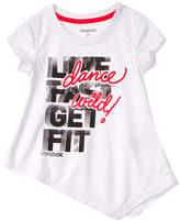 Reebok Girls' Dance Wild T-Shirt