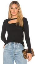 LAmade Madrid Top in Black. - size L (also in M,S,XS)