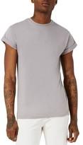 Topman Men's Muscle Fit Roller T-Shirt
