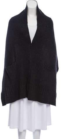 Alexander Wang Wool Knitted Shawl