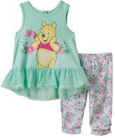 Disney Disney's Winnie the Pooh Tunic & Capris Set