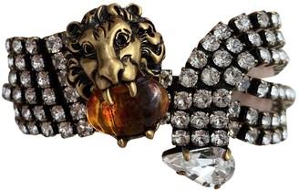 Gucci Other Crystal Bracelets