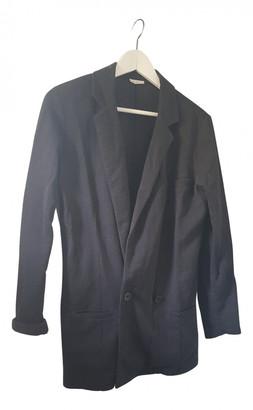 American Vintage Black Cotton Jackets