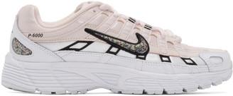 Nike Pink P-6000 Sneakers