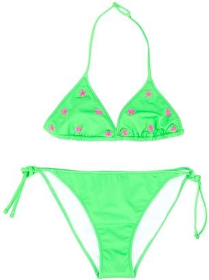 Mc2 Saint Barth Kids Teen Holly star bikini