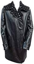 Chanel Manteau en cuir