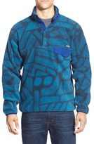 Patagonia Men's 'Synchilla Snap-T' Fleece Pullover