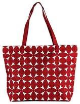 Condura Geometric Canvas Bag