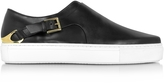 Fratelli Rossetti Black Leather Women's Sneaker