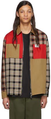 Burberry Multicolor Halkin Casual Shirt