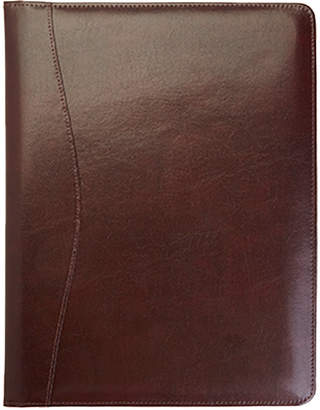 Royce Leather Royce New York Executive Writing Portfolio Organizer